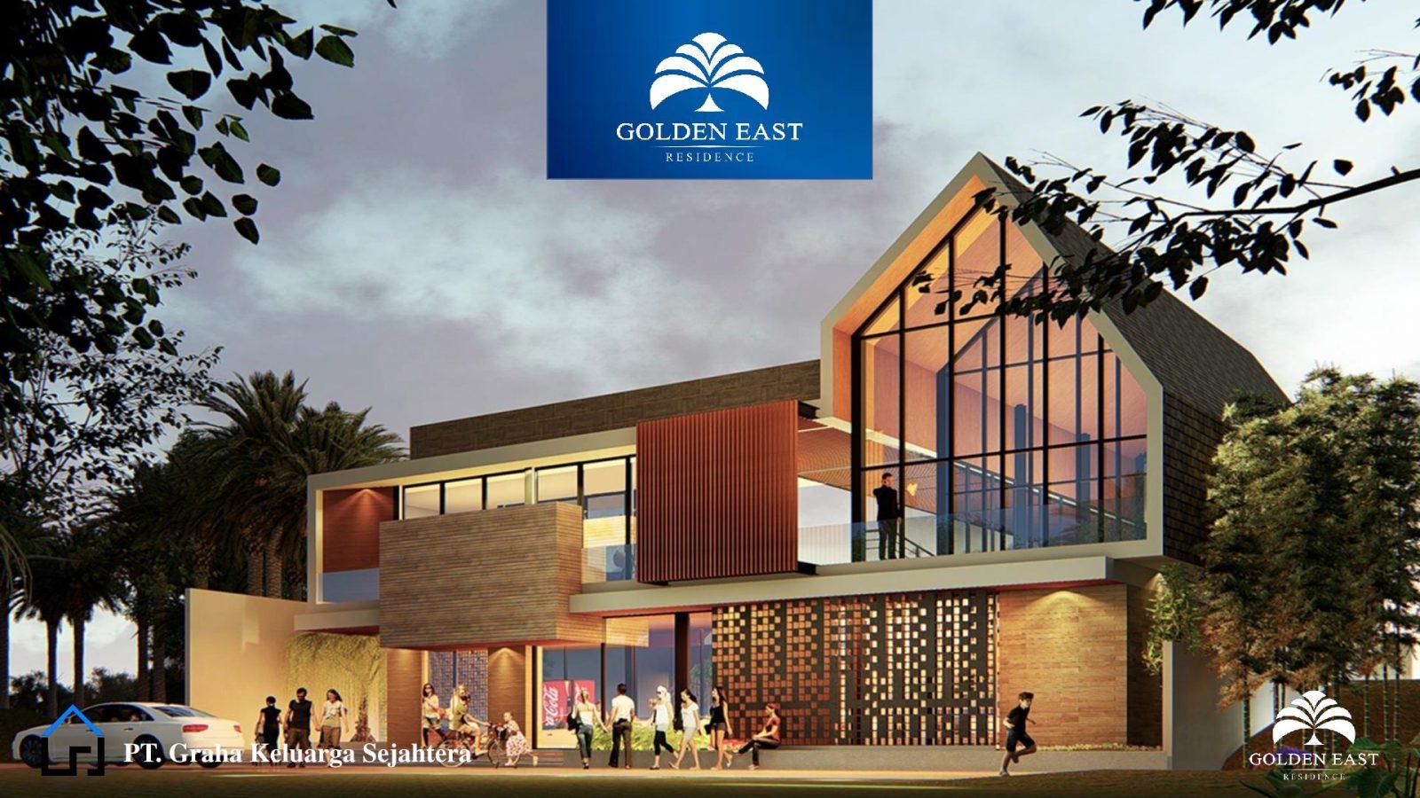 Golden East Residence Menganti Gresik CLUB HOUSE